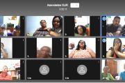 Segunda reunião virtual d@s Associad@s e Irmãs de São Jose de Rochester em Goiânia